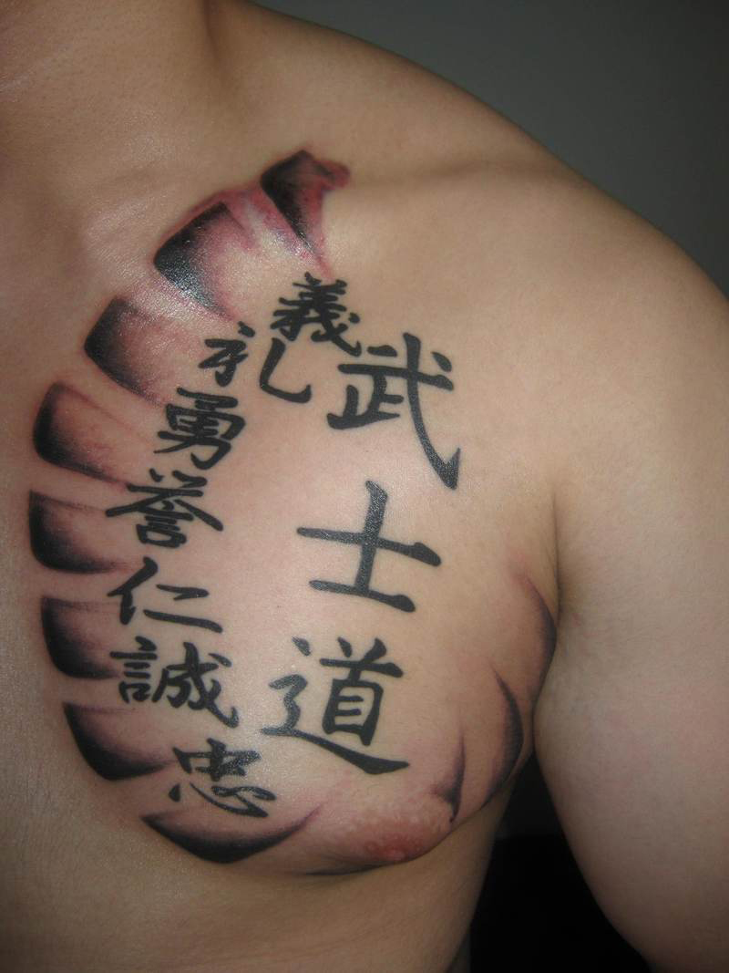 japanese-characters-tattoos-kanji-on-chest-for-men