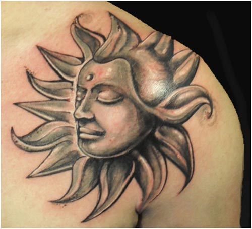 sun-tattoo-design-for-body